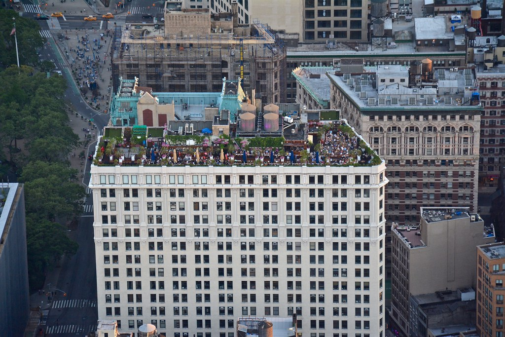 Rooftop Bar at 230 Fifth Avenue | Noel Y. Calingasan ...