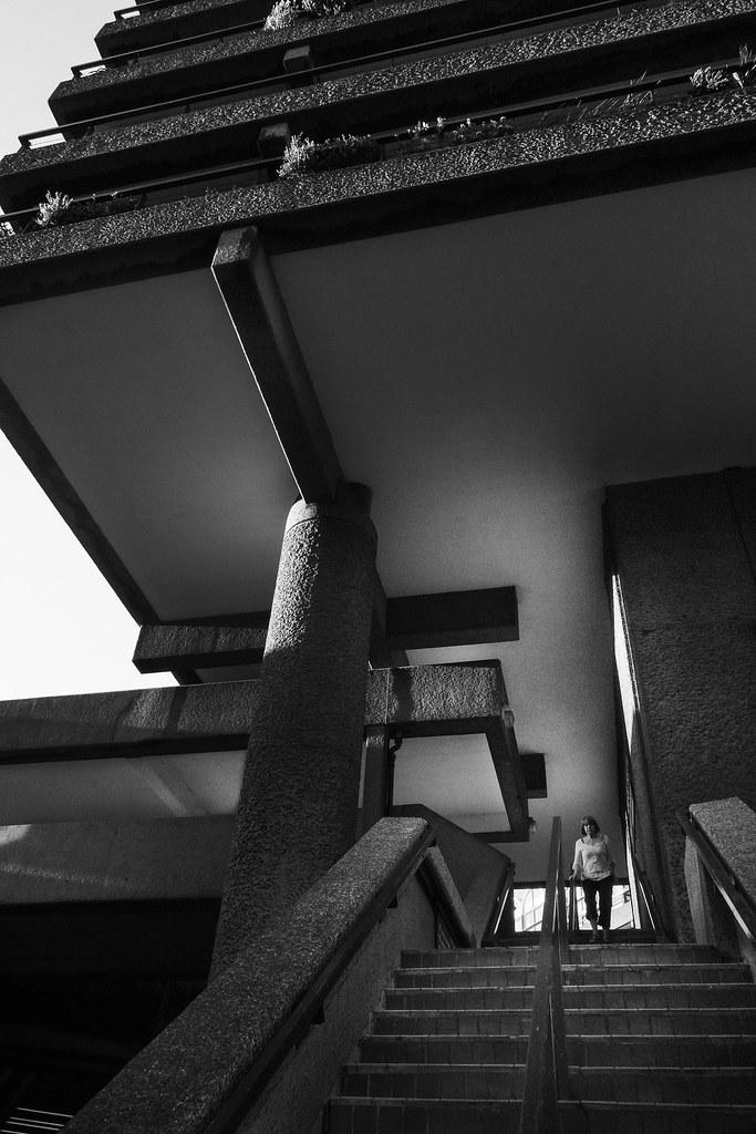 Barbican Brutalism IV