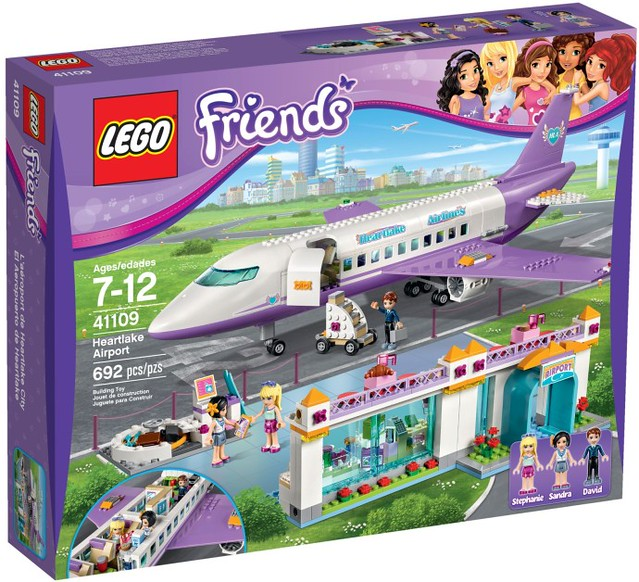 LEGO Friends 41109 - Heartlake City Airport