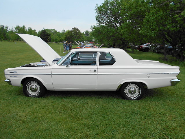 1966 Dodge Dart 270 32nd Annual Mid Atlantic Mopar Meet