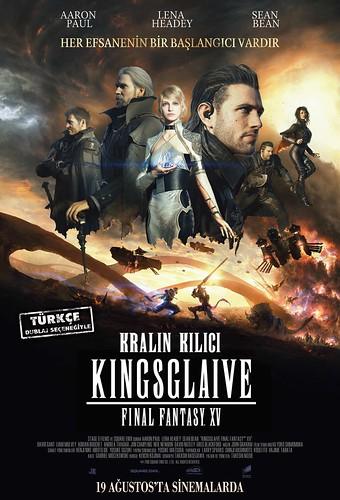Kralın Kılıcı: Final Fantasy XV - Kingsglaive: Final Fantasy XV (2016)