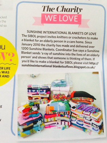 Let's Knit - SIBOL featured. | by MRS TWINS/SIBOL 'Sunshine International Blankets