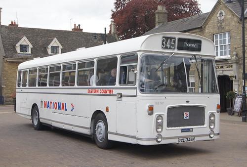 Fenland Vintage Vehicle Gathering 2015 (c) David Bell