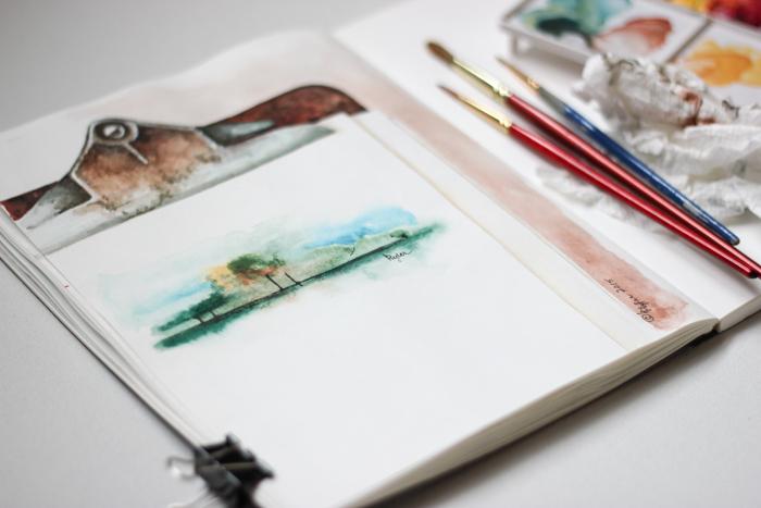 My Sketchbook: Clipboard