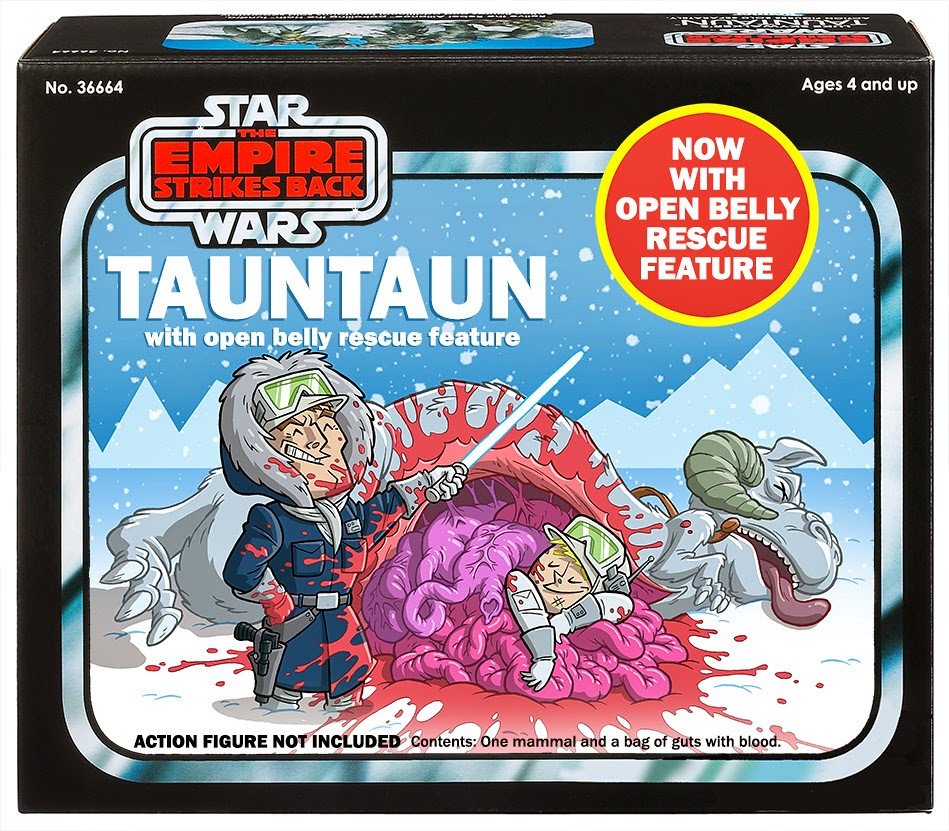 Minion Factory Star Wars The Empire Strikes Back Tauntaun