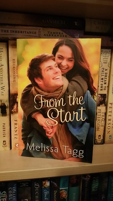"""From the Start"" by Melissa Tagg."