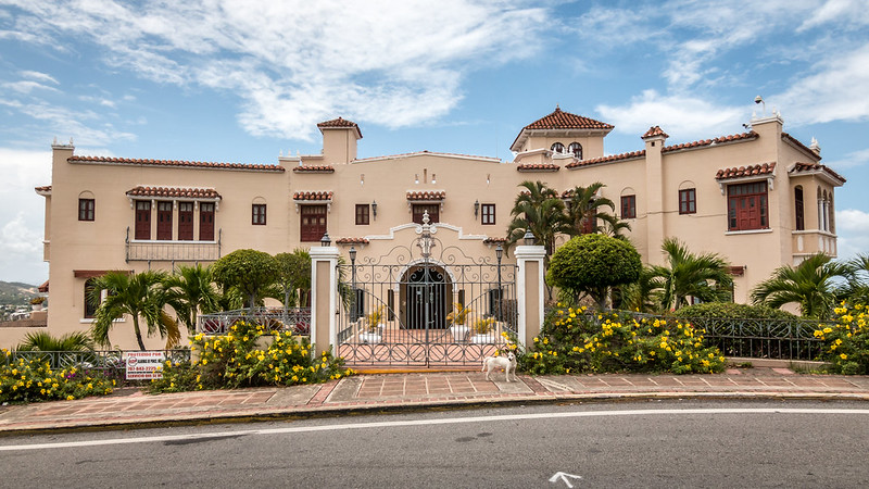 Chateau Serralles - Ponce - [Puerto Rico]