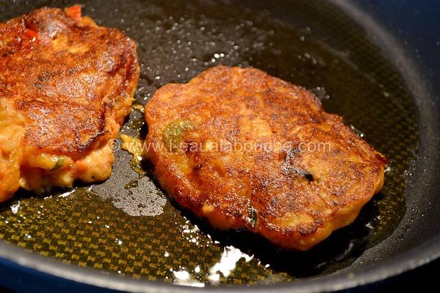 Pancakes Salés Au Thon & Poivrons Rouges © Ana Luthi 016