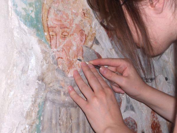 restauratori zona pompei