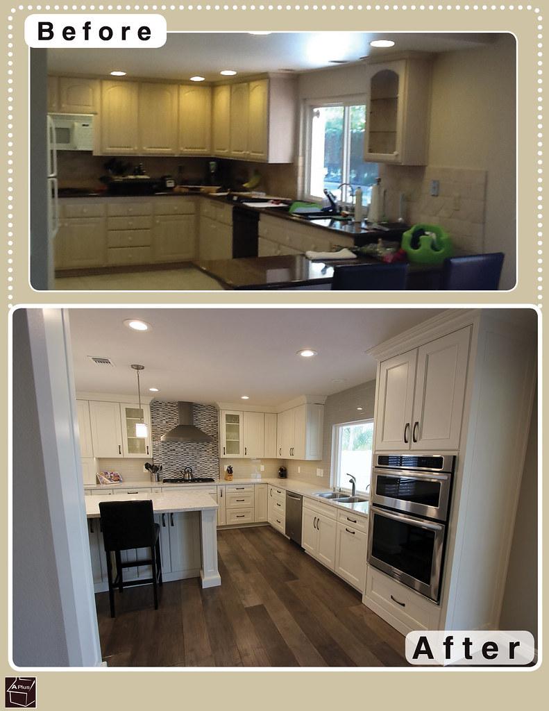 yorba linda transitional design build home & kitchen remod… | flickr