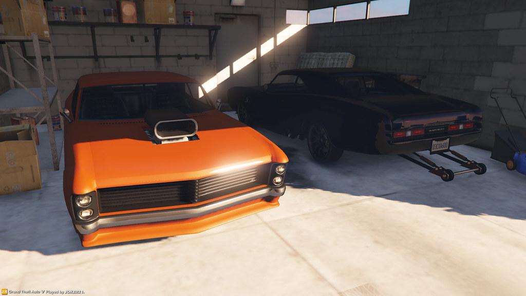 Design GTA V Albany Buccaneer Imponte Dukes