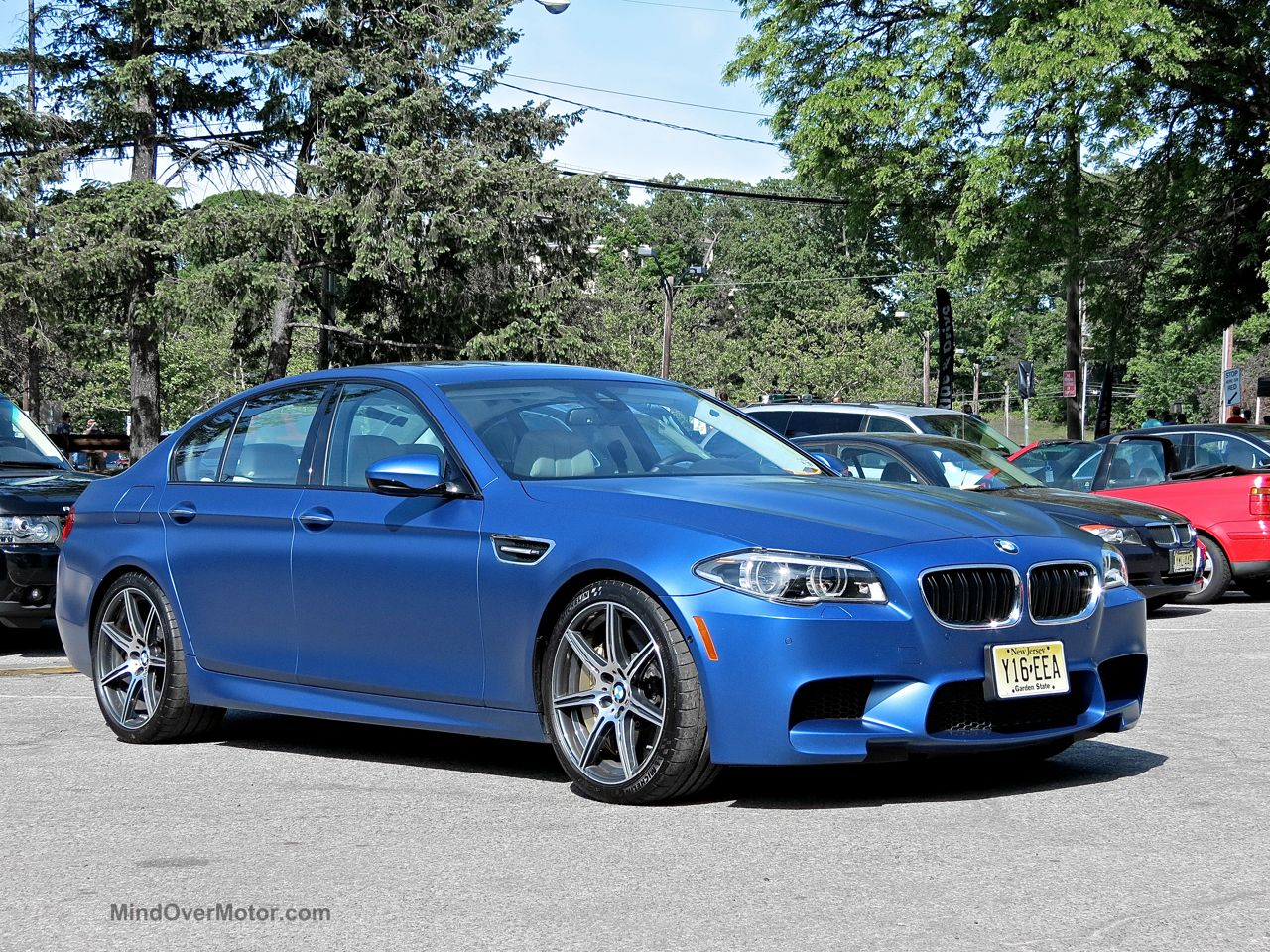 BMW M5 F10 Review 1