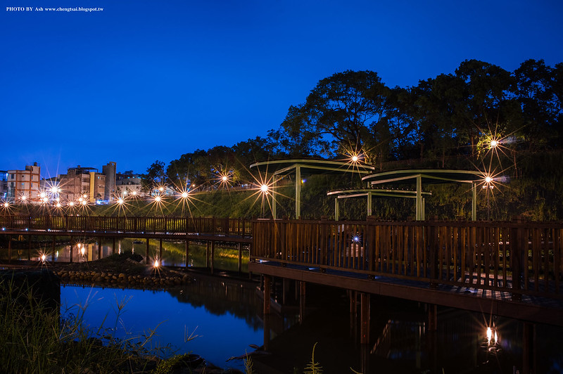 台中-坪林森林公園、蝴蝶橋|K-3
