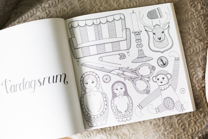 målarböcker!