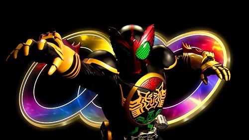Kamen Rider OOO Wrap Up | OZC Live