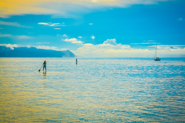 Stand Up Paddle Board Osa Peninsula