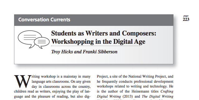 Students as Writers and Composers