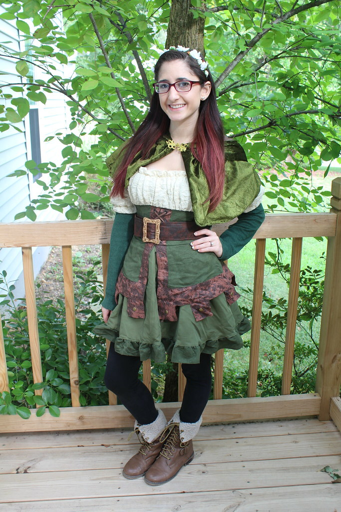 What to wear to a Renaissance fair