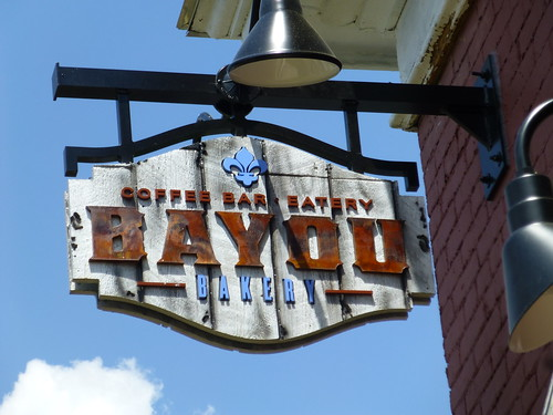 Bayou Bakery Opens on the Hill