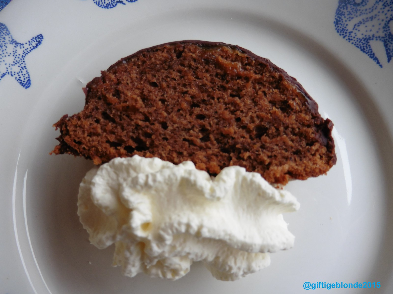 Walnuss-Schokolade Kuchen