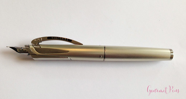 Review Visconti Pininfarina Nanotech Fountain Pen @AppelboomLaren (7)