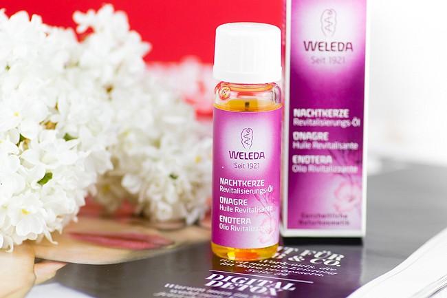 Gala Beauty Box Mai 2015, Überraschungsbox, Beautybox, Kosmetikbox, Weleda Nachtkerze Revitalisierungs-Öl