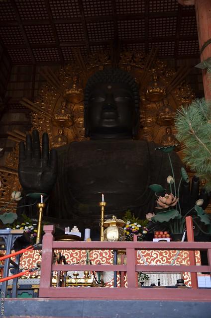 DSC_3081 größter sitzender Bronzebuddha der Welt in Nara