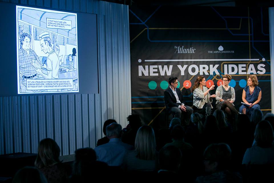 The Atlantic and the Aspen Institute's New York Ideas (21)