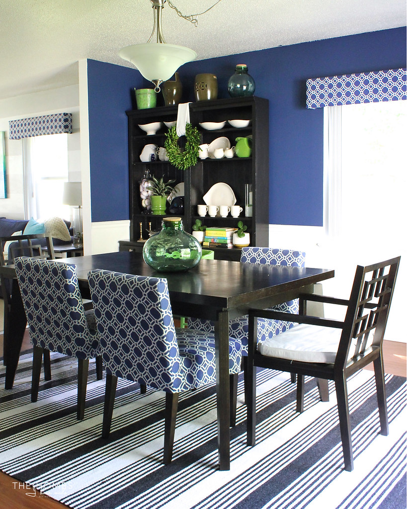 Home Tour | Dining Room