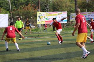 Juegos Departamentales La Mancha Amarilla Oro Puro