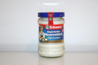 09 - Zutat Meerrettich / Ingredient horseradish