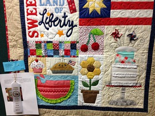 The quilt show!
