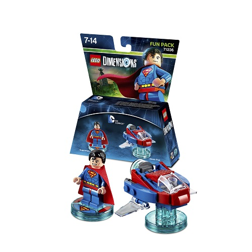 LEGO Dimensions Fun Pack: Superman (71236)