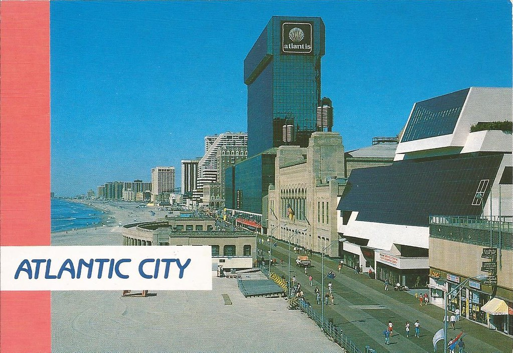 Atlantic City Sign Show