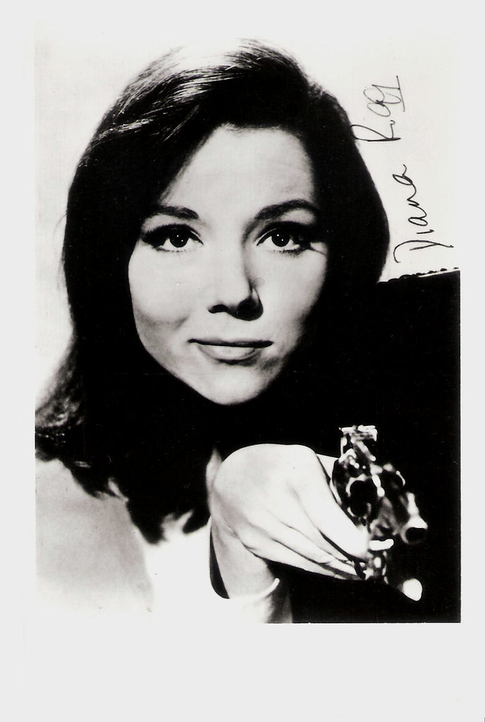 Are absolutely Diana rigg as emma peel nude for that