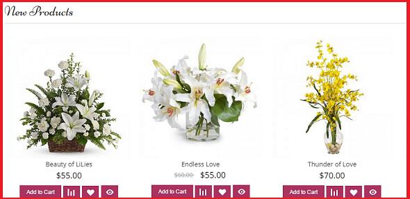 flower magento theme