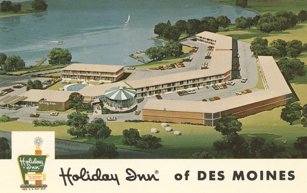 Holiday Inn South - Des Moines, Iowa
