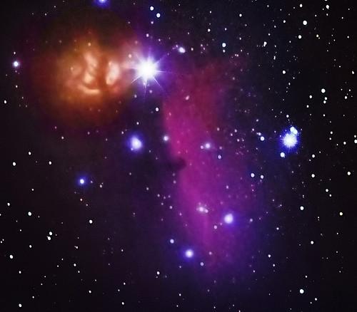 horsehead nebula jesus - photo #39