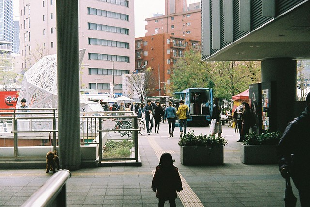 Fuji Film SUPERIA PREMIUM ISO400 + FED-2 (FED Industar-10 / 50mm f3.5)