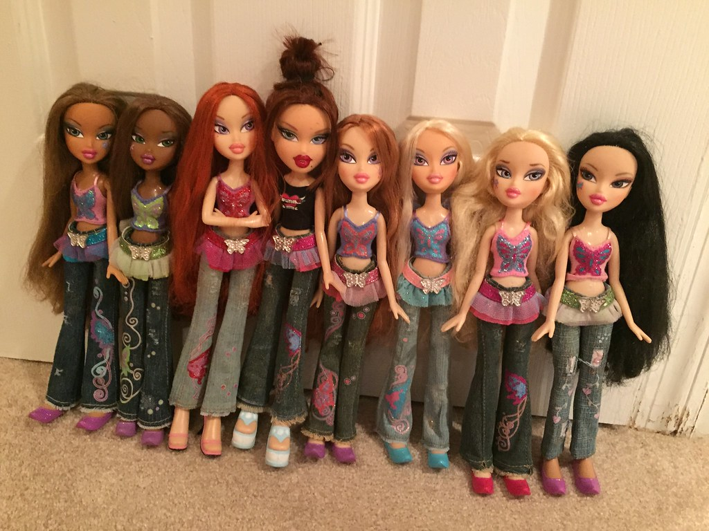My Bratz Fashion Pixiez Collection Bratzfan3 Flickr
