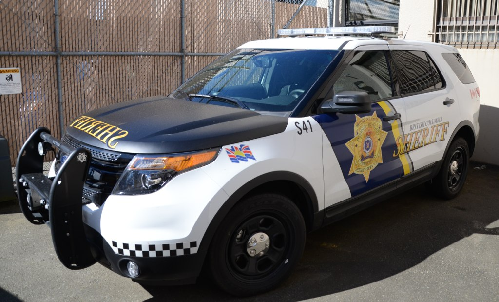 Suv >> British Columbia Sheriff Service Ford Interceptor SUV Unit…   Flickr
