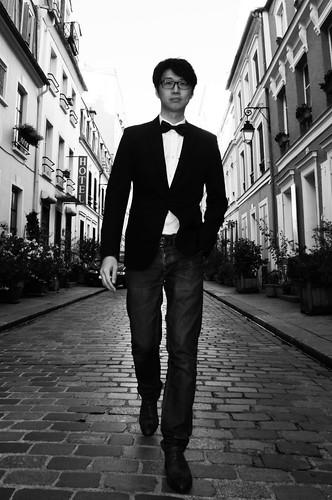 婚紗拍拍 - 巴黎街拍