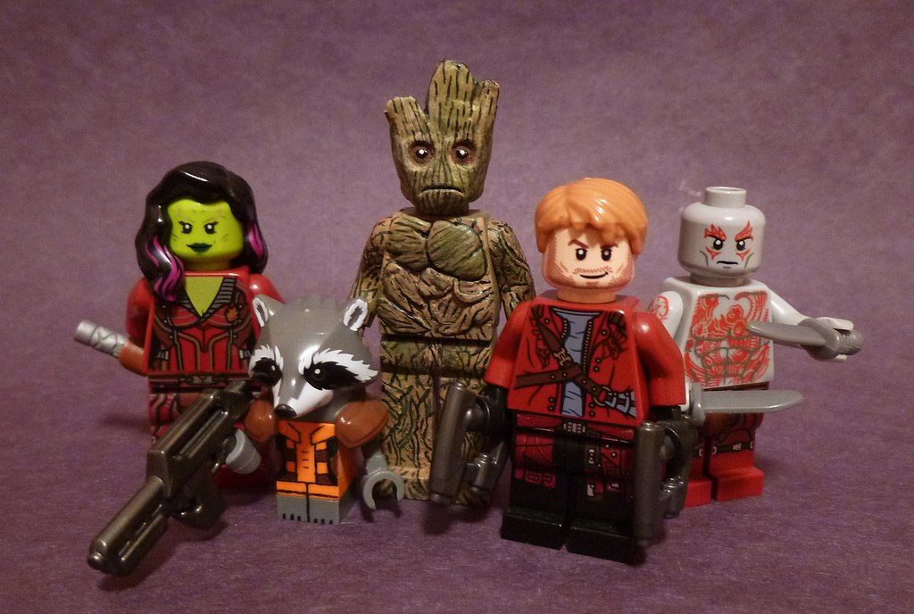 Lego Guardians of The Galaxy  Imma be honest The only reas  Flickr