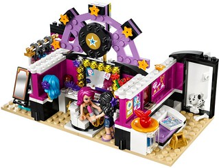 LEGO Friends 2015: 41104 - Pop Star Dressing Room