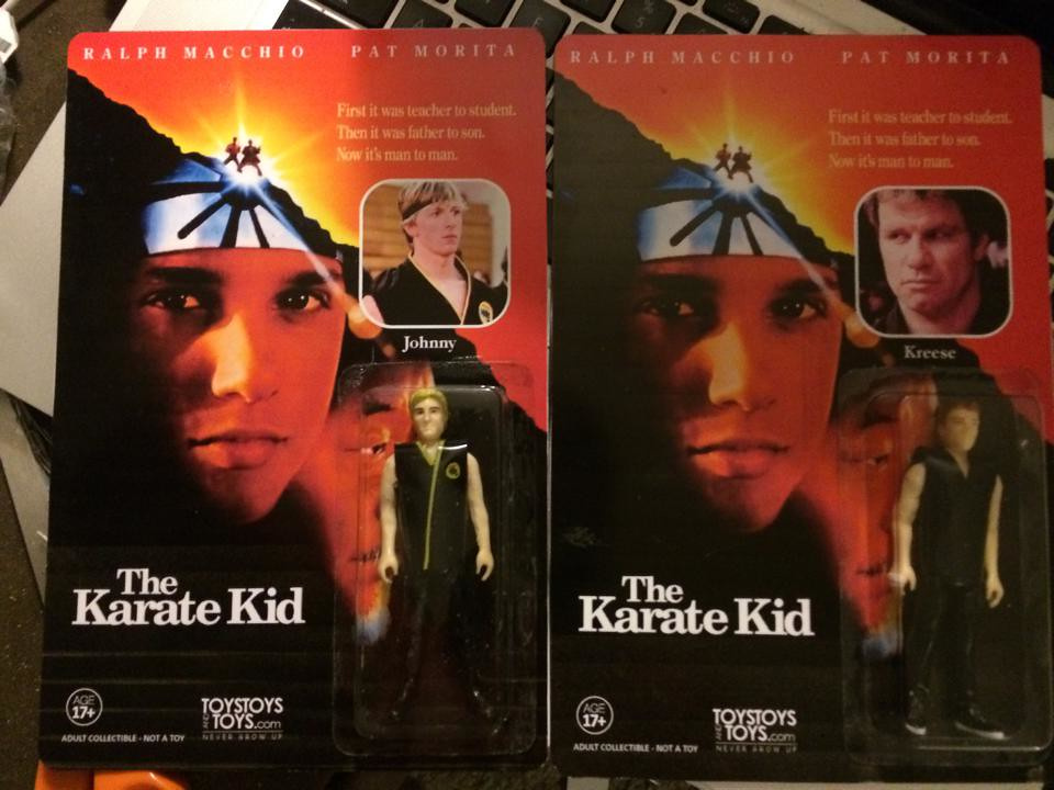 80s Customs - The Karate Kid
