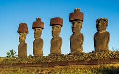 Anakena, Isla de Pascua, Easter Island