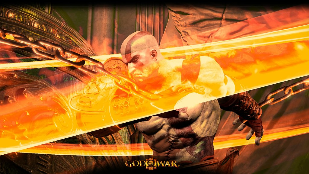 God of War III Remastered: Photo Mode