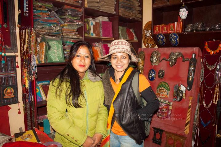 Faces of Nepal - Shop at Kathmandu, Nepal