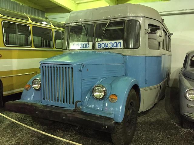 ПАЗ-651 (КАВЗ-651)