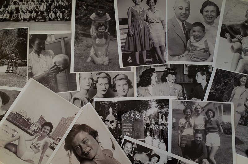 Images of my mother